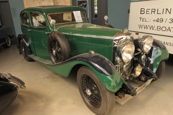 europe clasic car